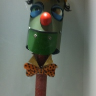 Boneco original do Porteiro